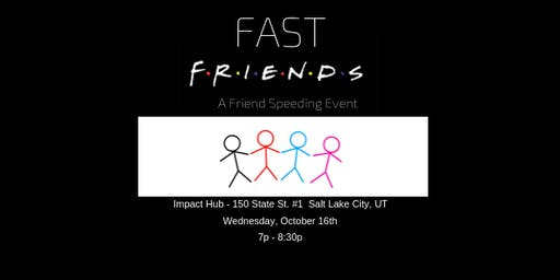 Fast Friends: A Speed Friending Event