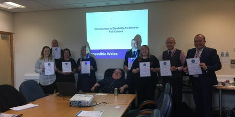 Disability Awareness Training Half Day Course (Afternoon) tickets