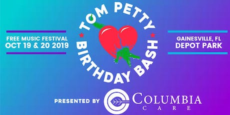 Tom Petty Birthday Bash tickets