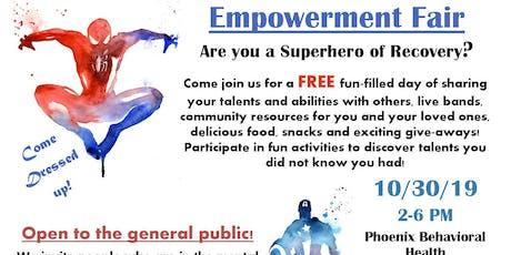 2019 Empowerment Fair tickets