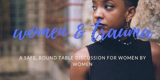 """MindBodyMeta presents """"Women & Trauma"""""""