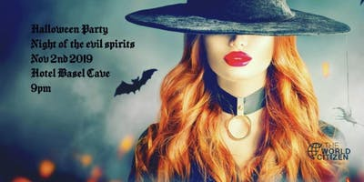 Night of the evil Spirits/ Halloween Party