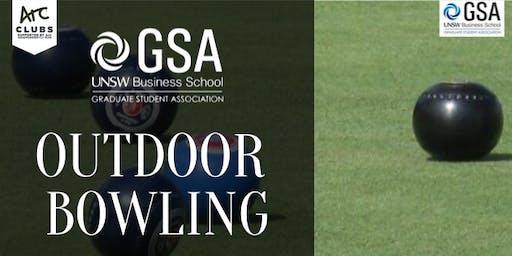 GSA Outdoor bowling