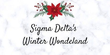 Sigma Delta's Winter Wonderland tickets