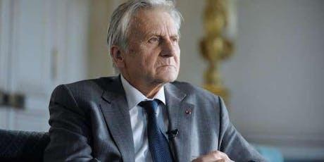 Diner-débat avec Jean-Claude Trichet billets