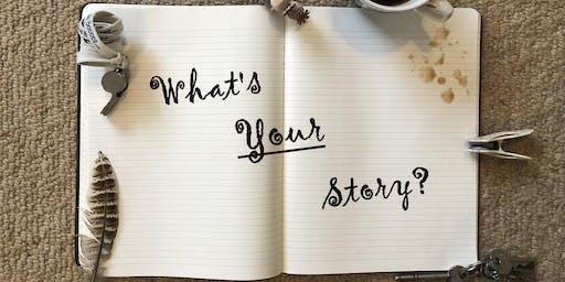 True Tales for Change - Storytelling Workshops
