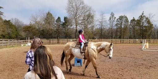 Homeschool Riding
