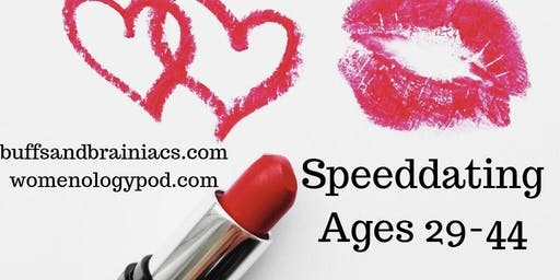 Speed Dating Party Ages 29-44- Boston Singles