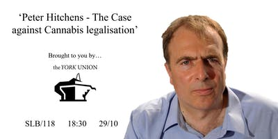 Peter Hitchens – The case against Cannabis Legalisation