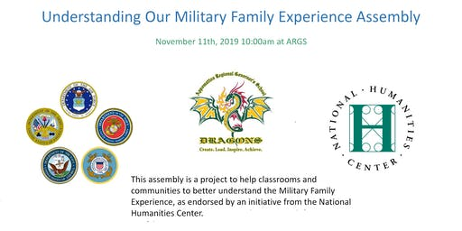 Understanding Our Military Family Experience Assembly