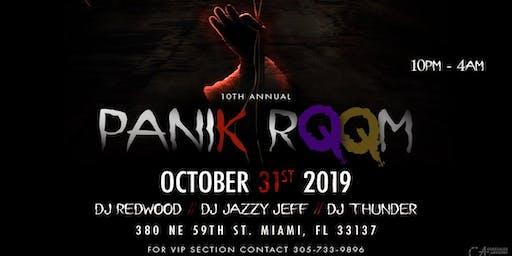 Panik Rqqm: Halloween Costume Party 10th Annual