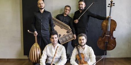 Anton Pann Ensemble - Dimitrie Cantemir biglietti