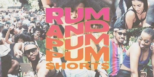 Rum + Pum Pum Shorts: Miami