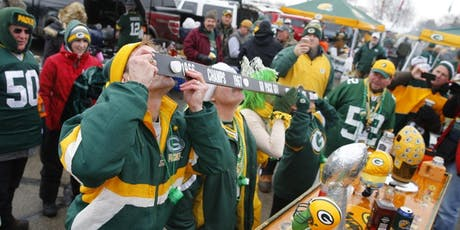 Packer Tailgate for a Progressive Wisconsin tickets