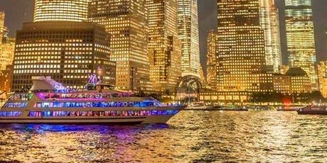 NYC Yacht Party Edition Pier 40 tickets