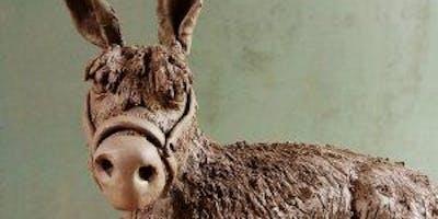 Donkey Sculpting Workshop