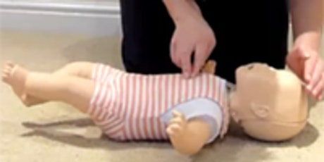 1 day Emergency Paediatric First Aid Lewisham SE4 (2019-2020 dates) tickets
