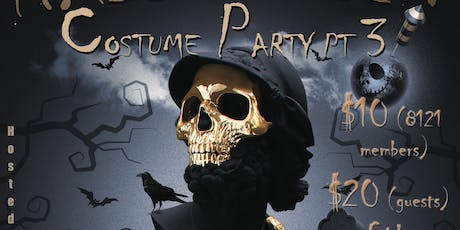 Adult Halloween Costume Party Pt 3 tickets
