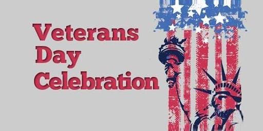 Veterans Day Celebration for Houston Area Veterans