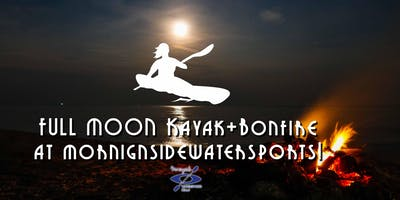 FULL MOON KAYAK tour at Morningside Watersports