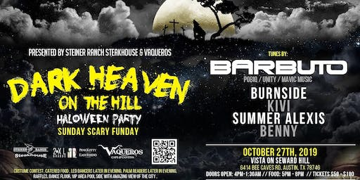 Dark Heaven On The Hill