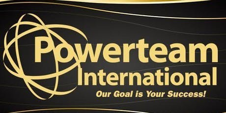 "POWERTEAM ""ICON MASTERMIND"" - Where entrepreneurs & leaders collaborate. tickets"