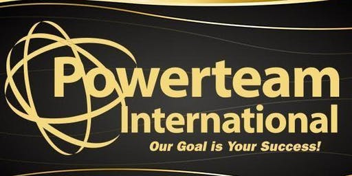 "POWERTEAM ""ICON MASTERMIND"" - Where entrepreneurs & leaders collaborate."