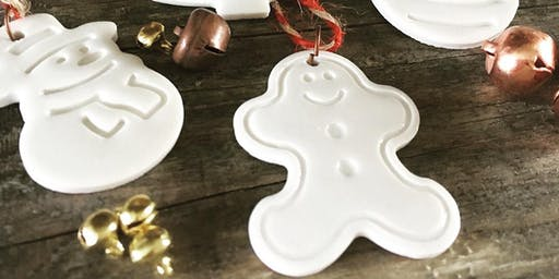 Stoneware Christmas Decorations