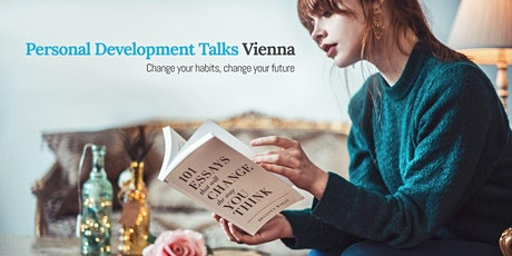 Bring your Best Book - Personal Development Book Club with Tea Tickets