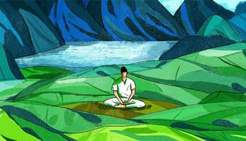 Learn to Meditate Step by Step - Art of Spirituality