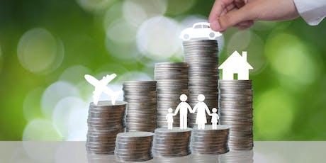 MasterClass - Finanzas Personales y Libertad Financiera entradas