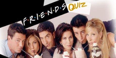 Friends Quiz Night tickets