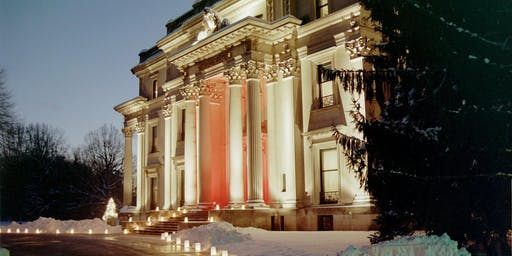 Dancing on the Hudson: The Annual Holiday Gala at Vanderbilt Mansion