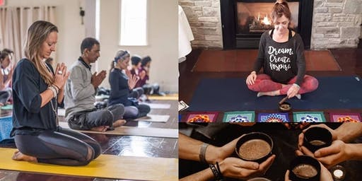 New Moon Ceremony & Yoga Night