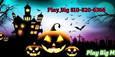 Halloween Party Play Big Bounce Party