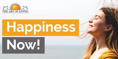 Just Breathe! Free Mind, Breath & Meditation Workshop tickets