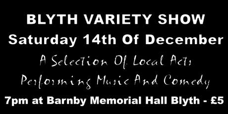 Blyth Variety Show tickets