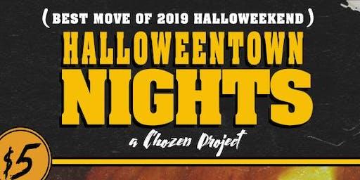 Halloween Town Nights