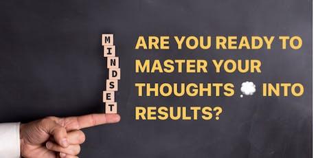 Mindset Mastery tickets