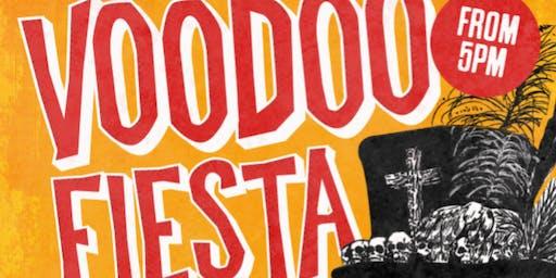 Voodoo Fiesta - Revolucion de Cuba's 1st Birthday!
