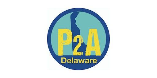 Delaware P2A Fall 2019 Graduation