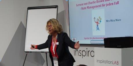 """The coaching pharmacists: Workshop für ein """"Mehr"""" an Möglichkeiten Tickets"""