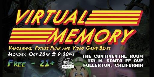 Virtual Memory: Vaporwave, Future Funk and Video Game Beats