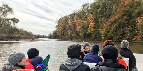 Boat Tour of the Anacostia River (Free), 12:30pm ride tickets