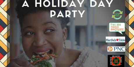 Ethnic Eats; a Holiday Day Party tickets