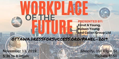 Workplace of the Future tickets