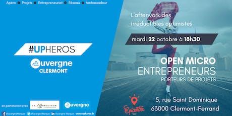 UPHEROS Clermont-Ferrand billets
