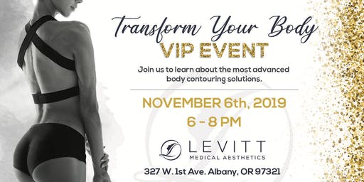 Transform Your Body VIP Event