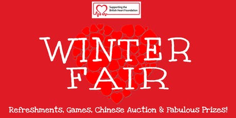 Family Winter Fair with Games & Chinese Auction tickets
