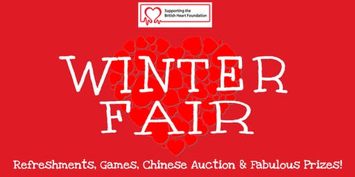 Family Winter Fair with Games & Chinese Auction